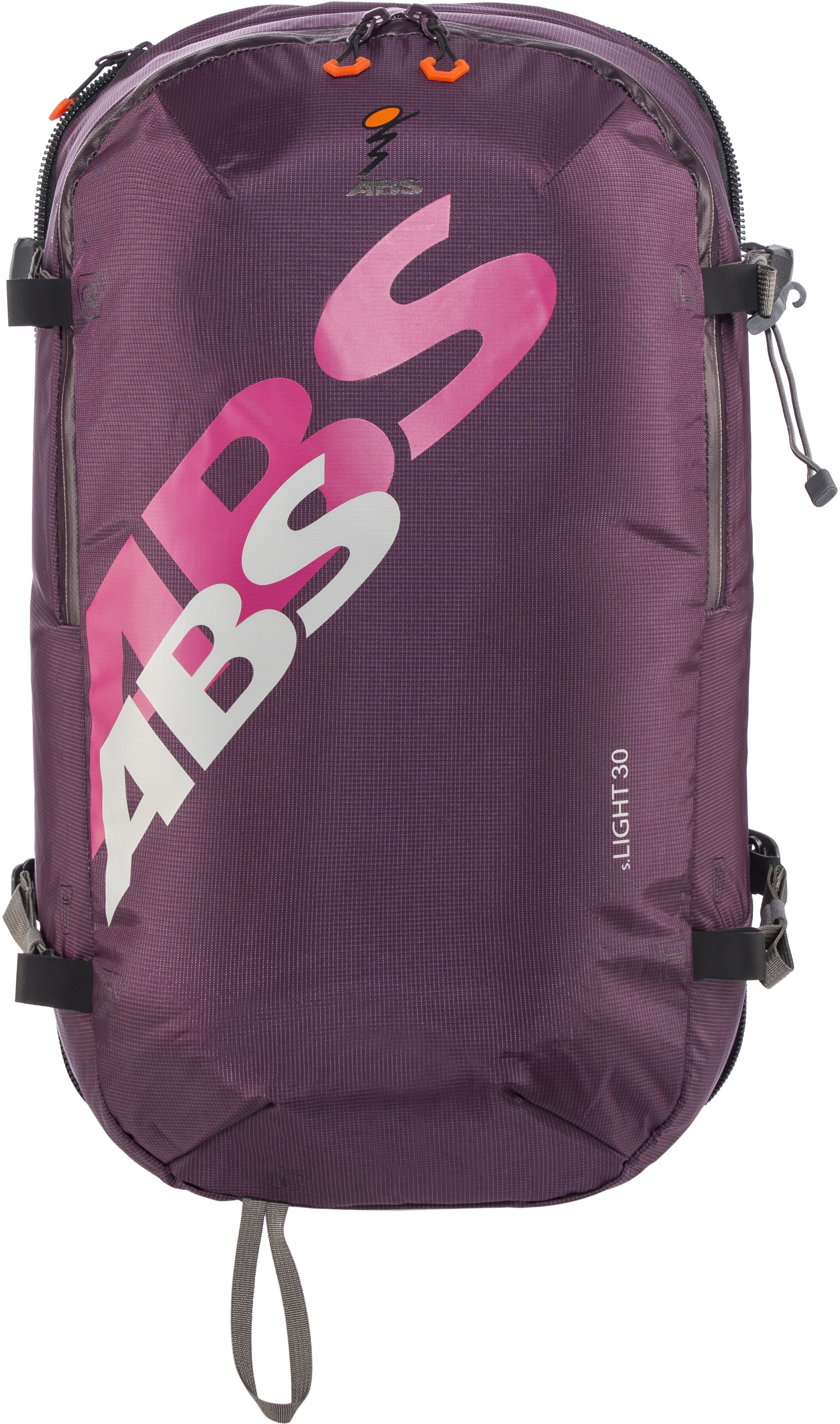 0a9d358317 ABS s.LIGHT Compact Zaino airbag 30l viola su Addnature